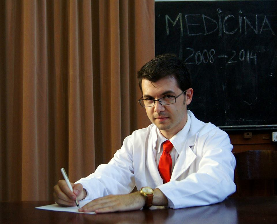 Doctor Dan Radmann