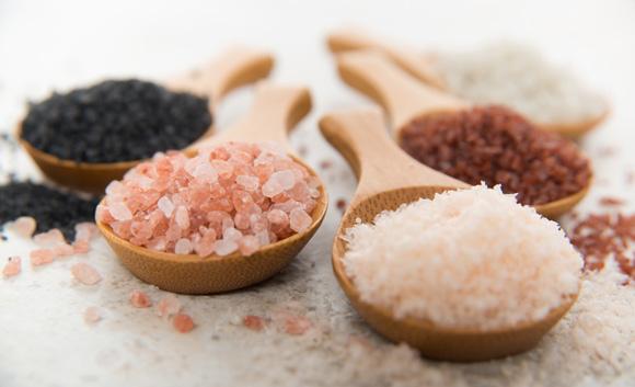 Diferite tipuri de sare