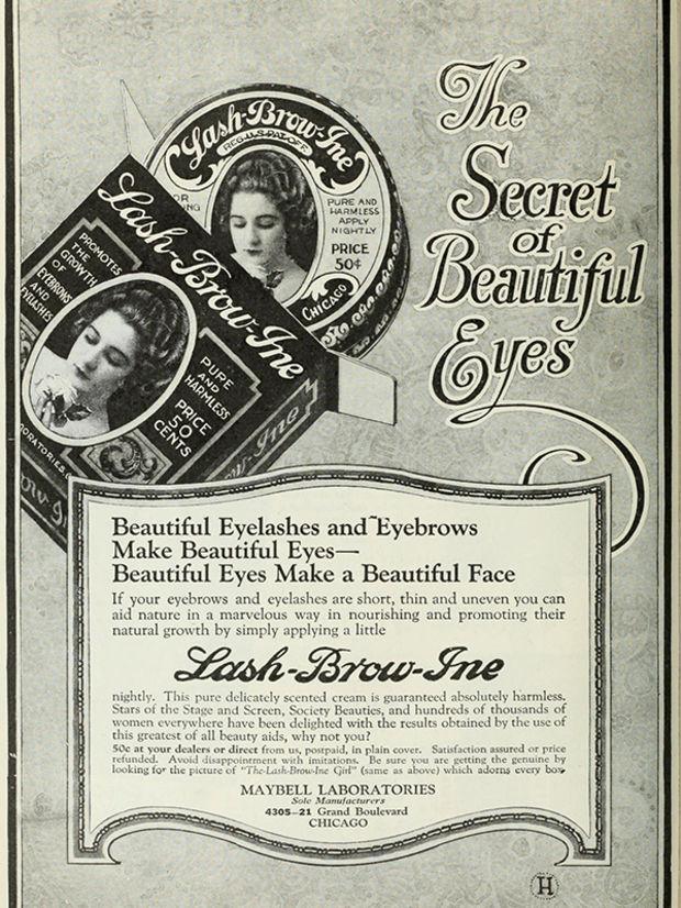 Evolutia industriei cosmeticii