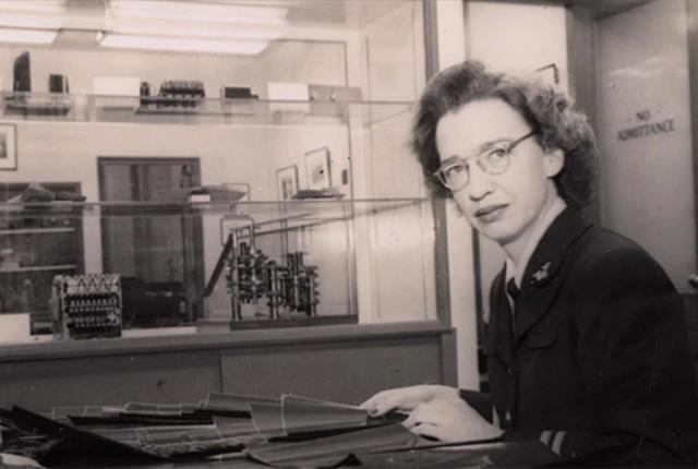 Grace Hopper Primul Compilator