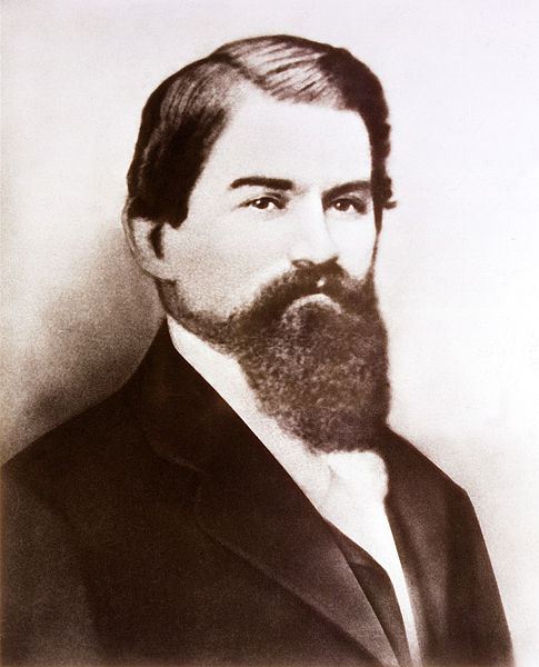 John_Pemberton Inventatorul Coca Cola