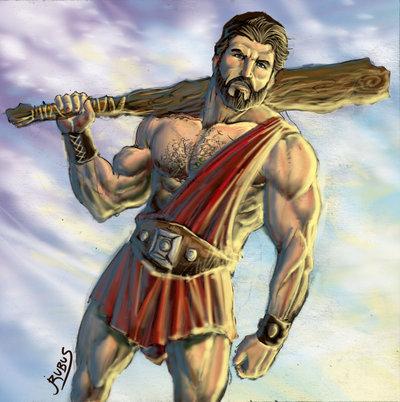 eroi civilizatie antica
