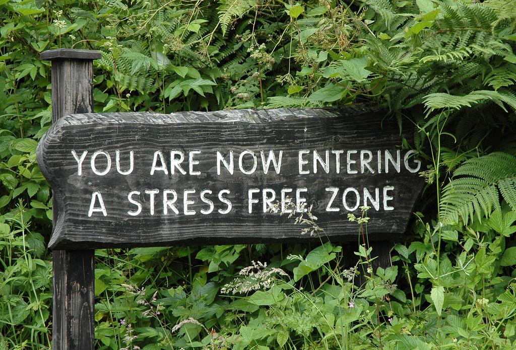fara stres