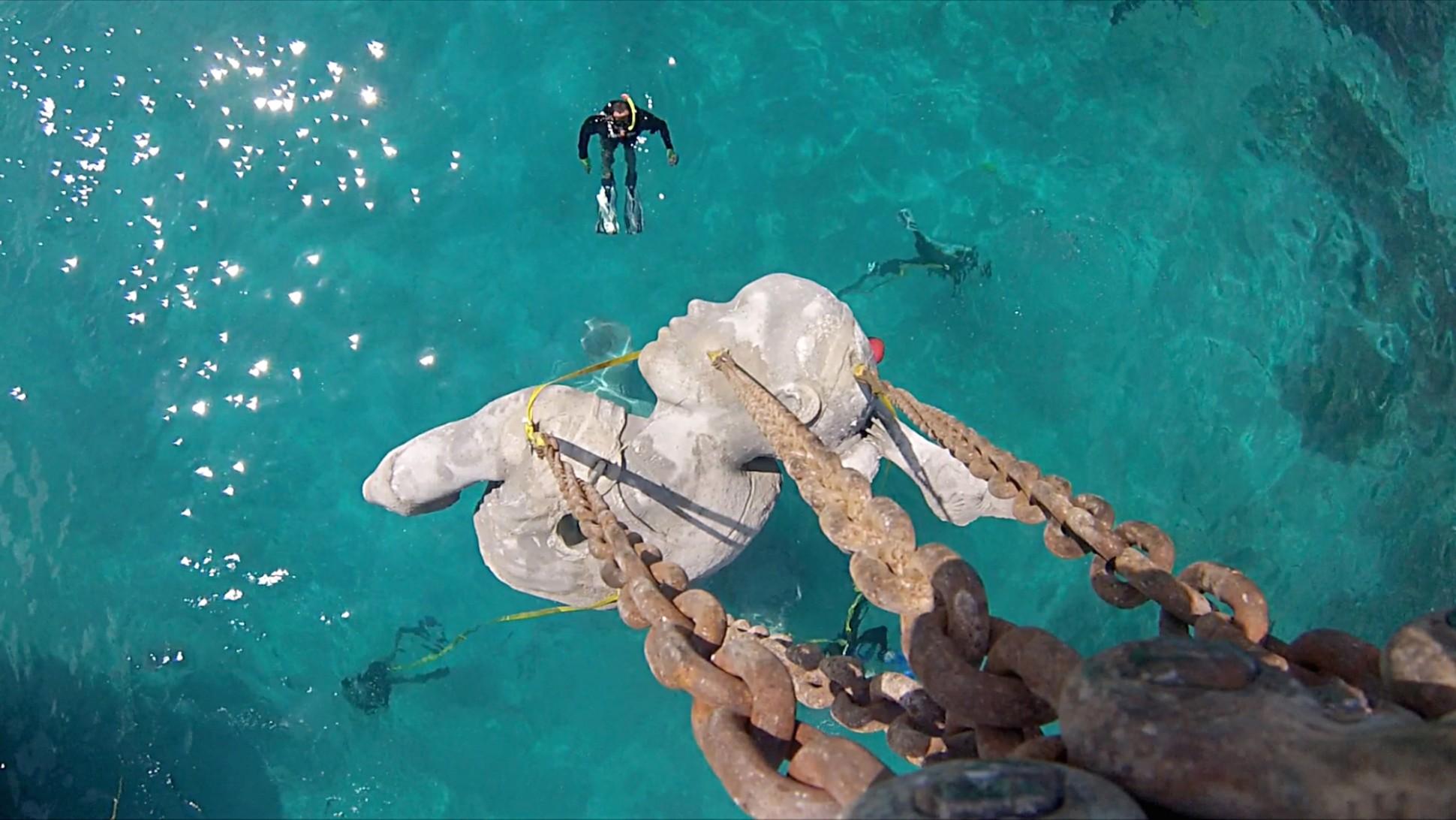 galerie subacvatica Jason deCaires Taylor