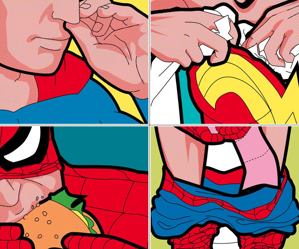 super eroi vieti secrete