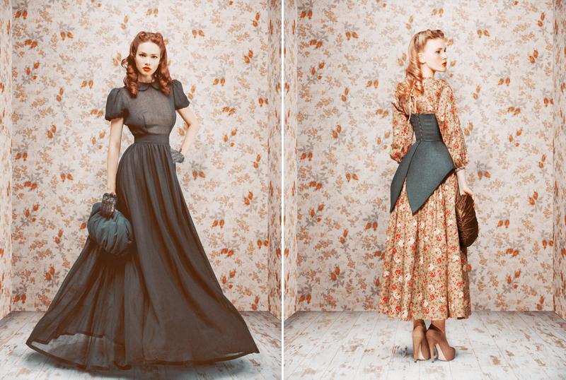 Colectie Ulyana Sergeenko