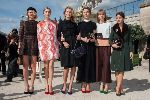 Mafia rusa pune stapanire pe lumea modei